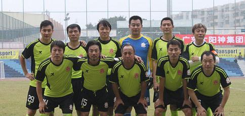 中国足球明星海报