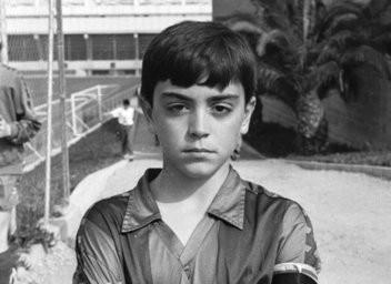 图片:年轻的哈维。[via md] - 虎扑足球新声