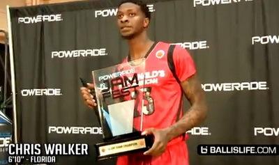 2013麦当劳扣篮大赛冠军:克里斯-沃克_虎扑NBA新声 Jabari Parker Nba 2k13