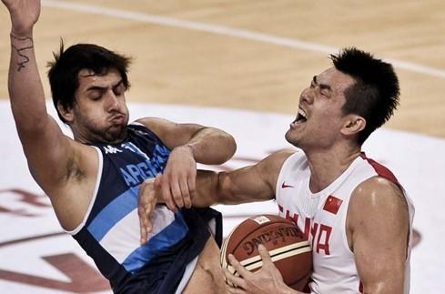 王仕鹏:和阿根廷比赛锻炼价值高图片