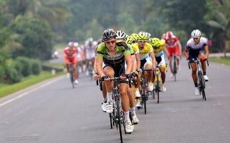 直击环海南岛国际公路自行车赛