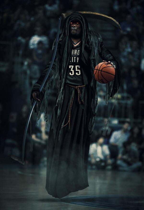 Basketball Pics Nba >> 凯文-杜兰特,又称骷髅死神(S......