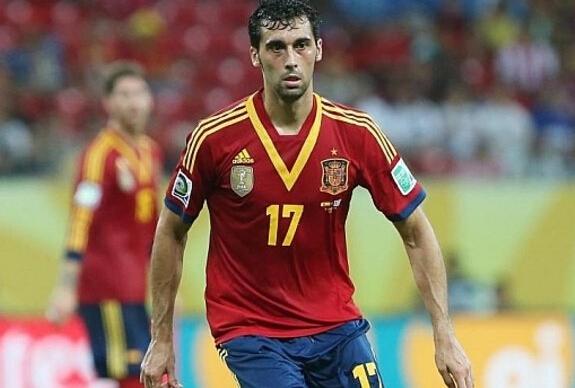 阿韦洛亚落选了西班牙国家队30.