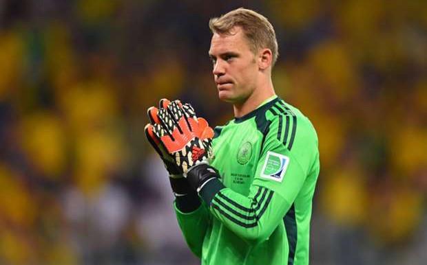 德国国家队门将诺伊尔日前在接受采访的时候透露,球队在半决赛迎战