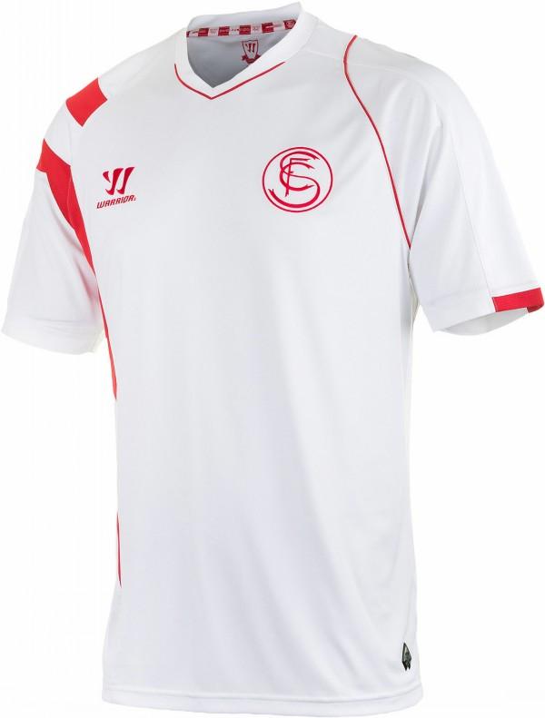 2014-15赛季塞维利亚球衣图片