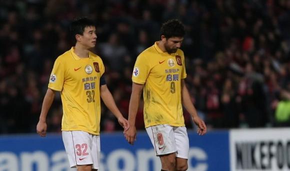 埃尔克森:对不起广州球迷,重建需要时间_虎扑中国足球