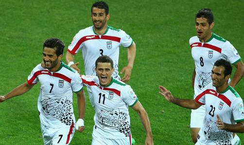 伊朗vs中国足球_伊朗vs中国足球直播