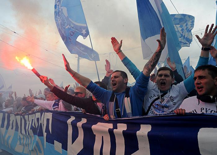 圣彼得堡泽尼特队_圣彼得堡泽尼特队备战欧洲联盟杯决赛组图