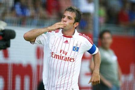 范德法特退役后将重返汉堡