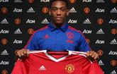 马夏尔成20岁以下身价最高球员