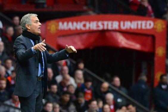 BBC:曼联或向切尔西购买穆里尼奥商标