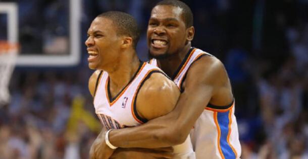 Russell Westbrook:KD一直就像我的兄弟-Haters-黑特籃球NBA新聞影片圖片分享社區