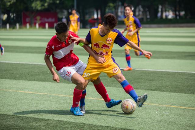 红牛能量FC职业训练营北上广三箭齐发