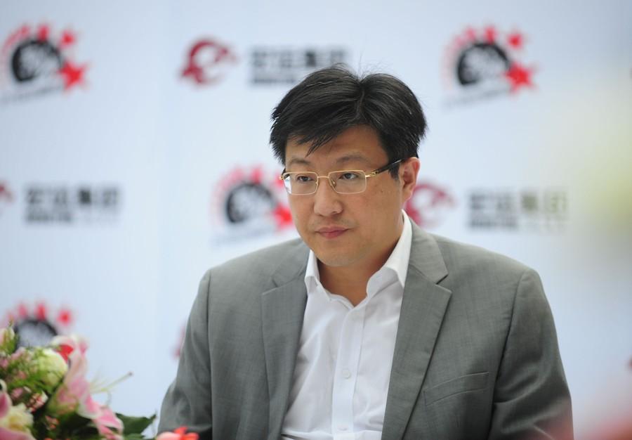 辽足新董事长:要让球队彻底换个活法