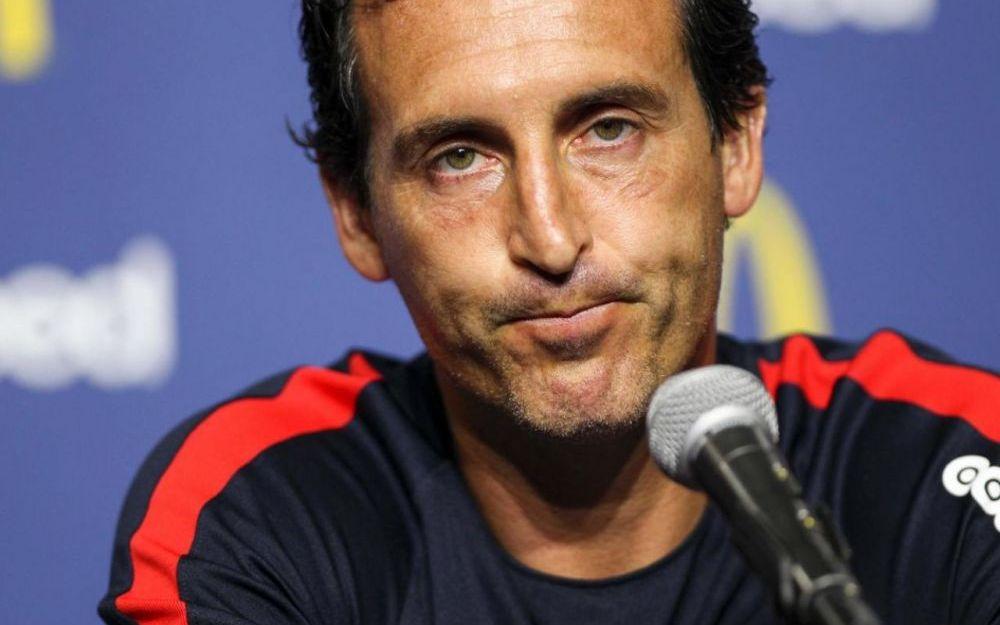 埃梅里:大巴黎有足够信心赢下法国超级杯
