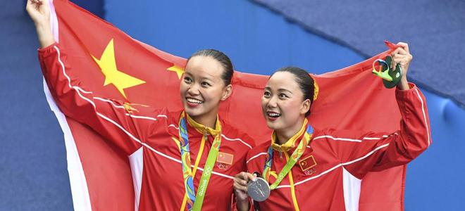 花游孙文雁:我们在演绎对金牌的渴望