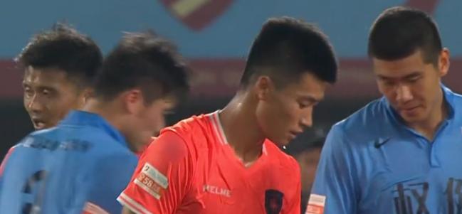 中甲:法比亚诺连场进球,权健1-1中能