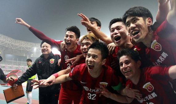 亚冠夺冠赔率:上港居第一,鲁能排名第5