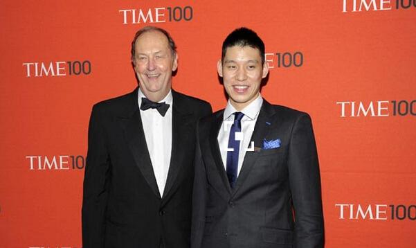 林书豪受邀参加纽约客文化节