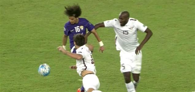 半场:奥马尔传射,阿尔艾因2-0阿尔贾希_虎扑中