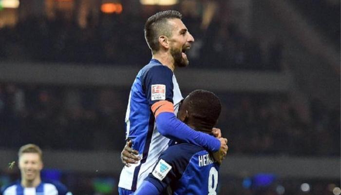 踢球者:伊比舍维奇接近与柏林续约至2019年