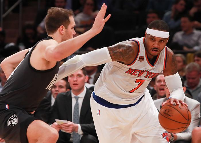纽约篮网和尼克斯