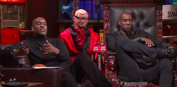 Kevin Garnett隔空懟Charles Barkley:我有冠軍,你沒有-Haters-黑特籃球NBA新聞影片圖片分享社區