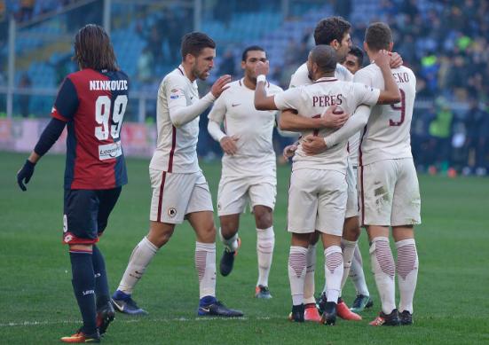 斯帕莱蒂:满意球队表现,罗马配得上胜利