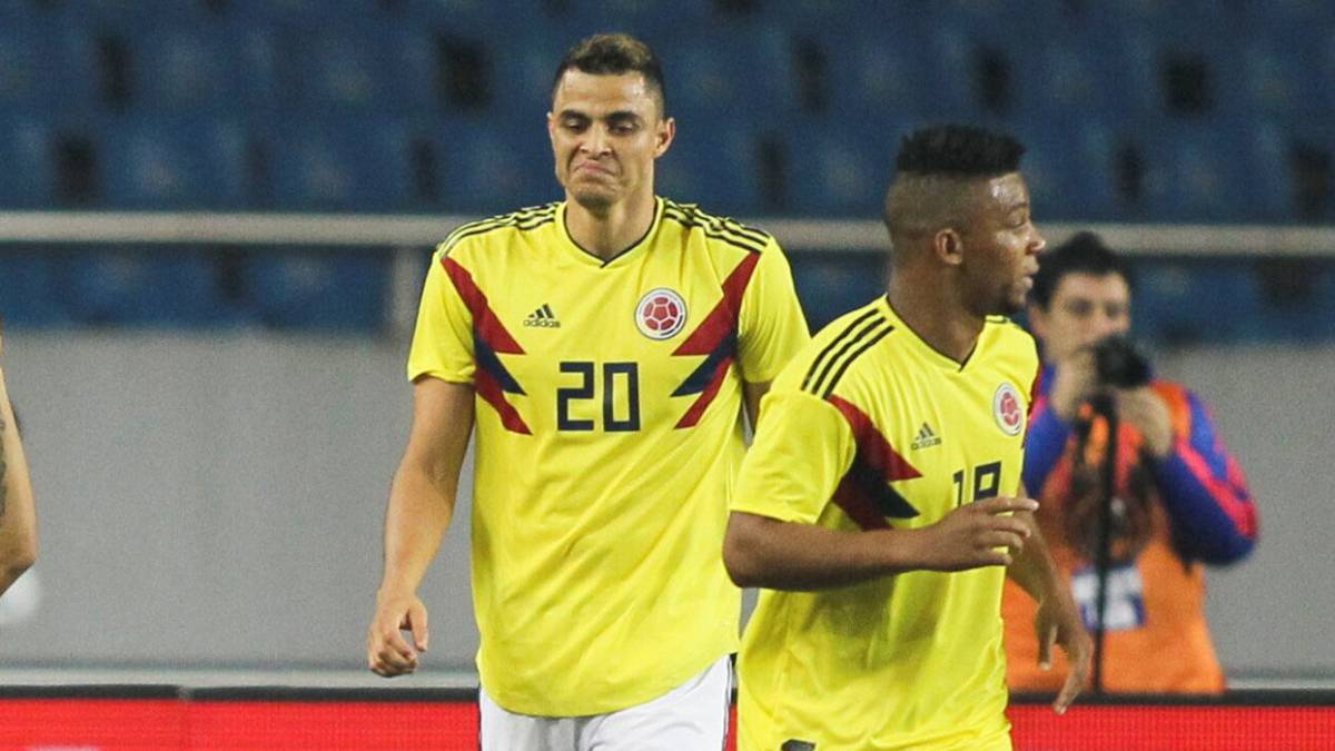 阿斯报:莫雷诺恐将无缘哥伦比亚国家队世界杯名单