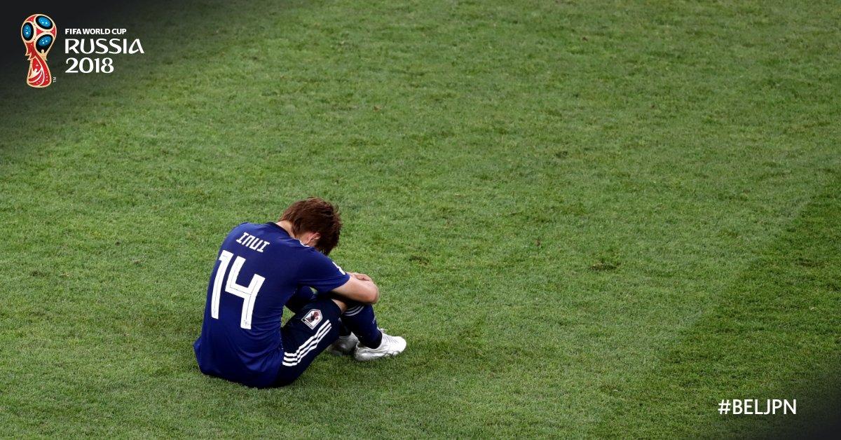 收获淘汰赛首球,日本遗憾输球却赢得尊重
