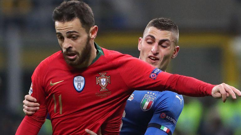 官方:B席因伤退出葡萄牙国家队,不参加对波兰的比赛