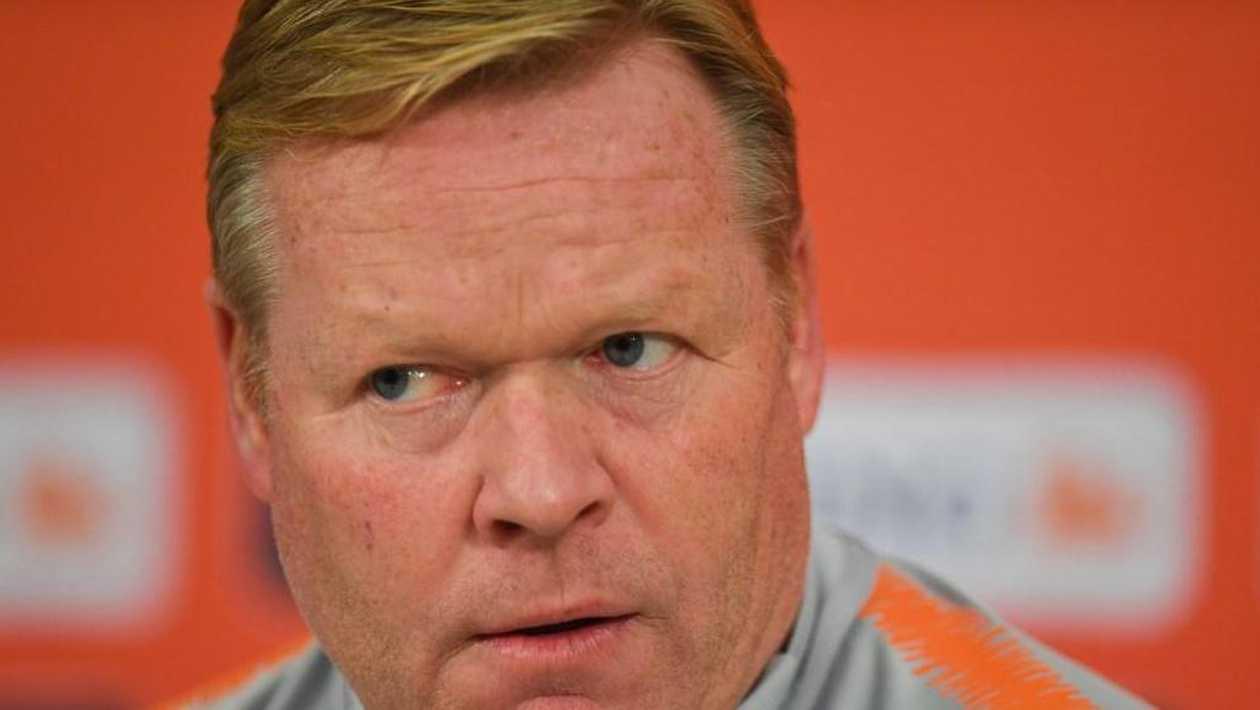 科曼:德国无需担心危机,荷兰并不是热门