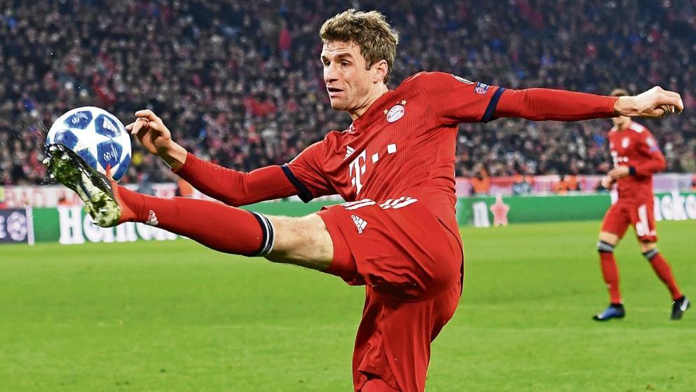 德甲球员最新身价盘点:穆勒下跌,罗伊斯基米希上涨