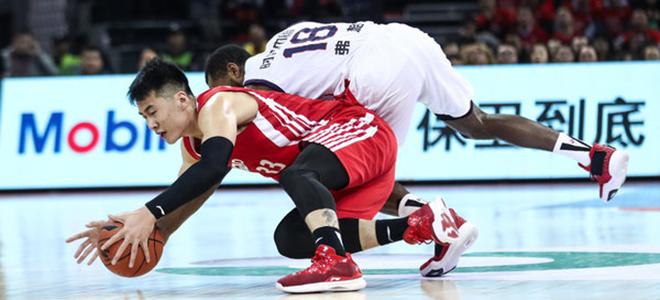 青岛数据:乔纳森-吉布森32分6篮3板助攻;达卡里-约翰逊22分19篮板