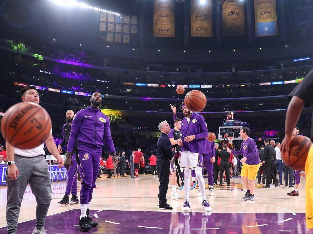 目前本赛季罚球命中率排名,湖人垫底,勇士第一 NBA新闻