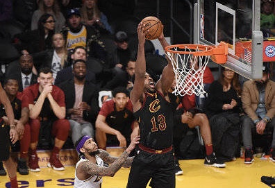 特里斯坦:不必担心,詹姆斯会及时归来并打入季后赛的 NBA新闻