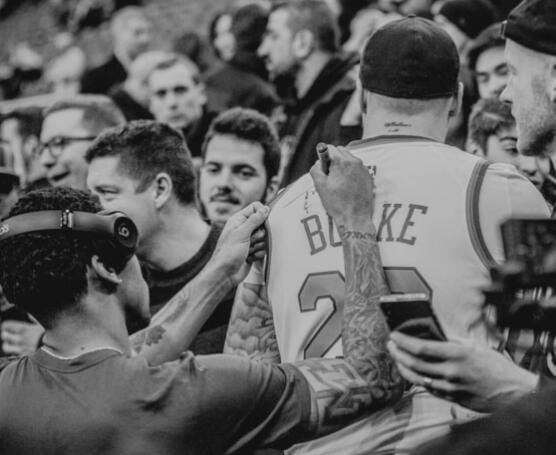 特雷-伯克更新社媒:感谢尼克斯和球迷们,永远心怀感激