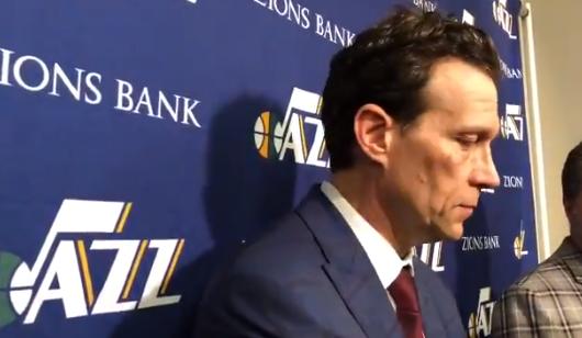 斯奈德:我们努力竞争了,只是需要在执行力方面做得更好