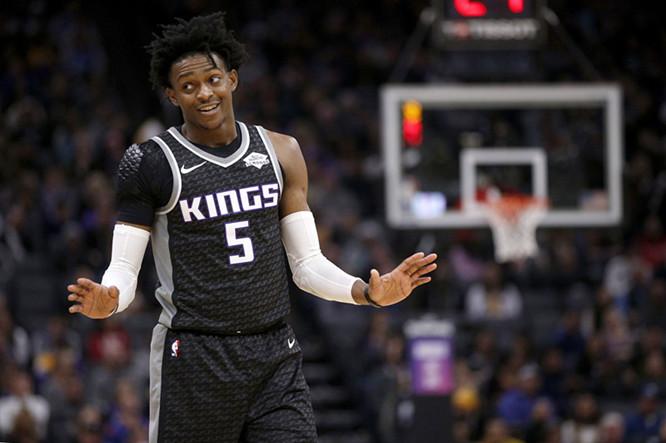 福克斯谈季后赛:NBA很疯狂,永远不知道会发生什么事