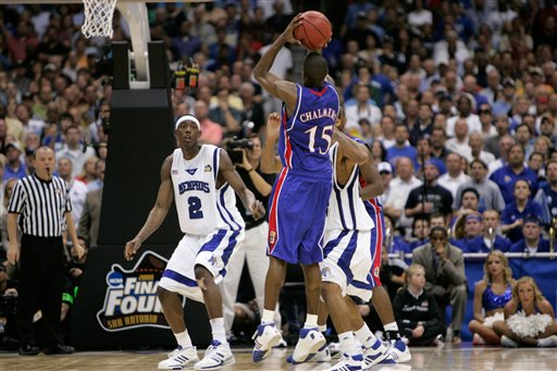 [虎]NCAA决赛史上第8次进入加时,2008年后首次