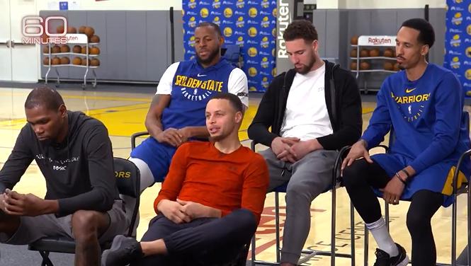 水花兄弟忆苦思甜:很喜欢我们这支球队现在的样子 NBA新闻