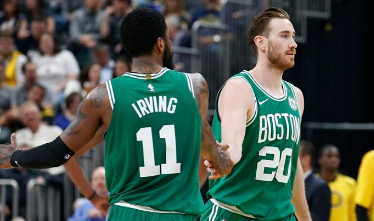 欧文谈季后赛:渴望重回巅峰,这是真正的篮球 NBA新闻