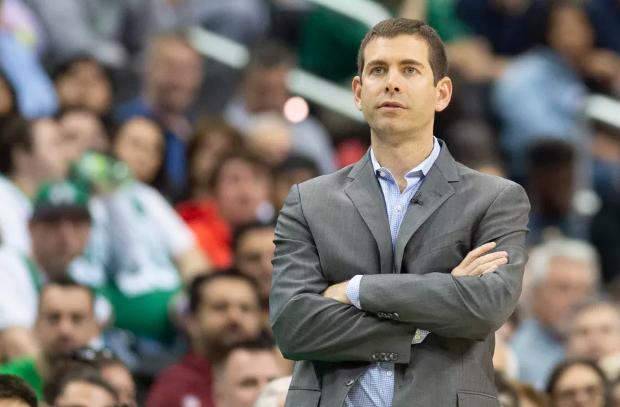 谁会代替斯马特首发?史蒂文斯打趣:有11个人选 NBA新闻
