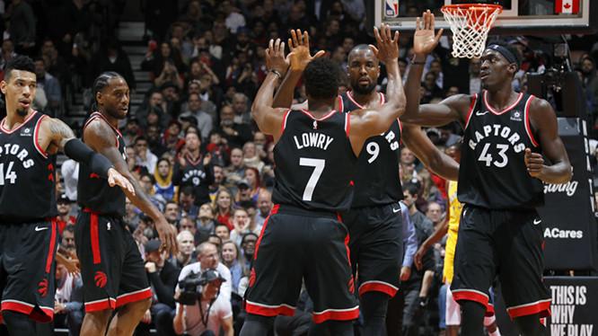 洛瑞谈季后赛:现在我就是在能量和激情方面领导球队 NBA新闻