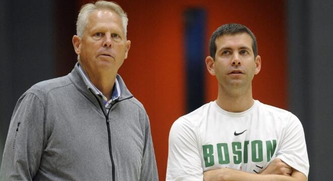 安吉谈球队经历起伏:逆境是成长和成熟的一部分 NBA新闻