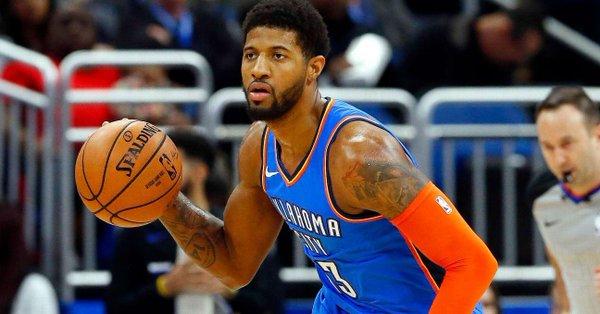 乔治预计将会出战季后赛对阵开拓者的首场比赛 NBA新闻