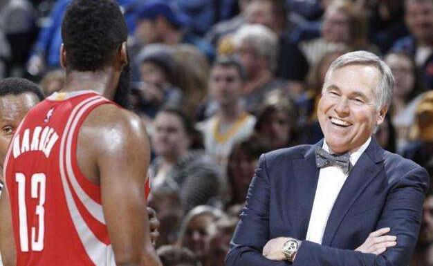 德帅:过去几个赛季的经历让哈登学到了很多 NBA新闻