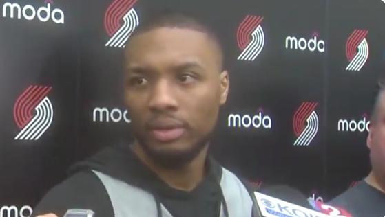 外界不看好晋级?利拉德:外界怎么看都行,我们不在乎 NBA新闻