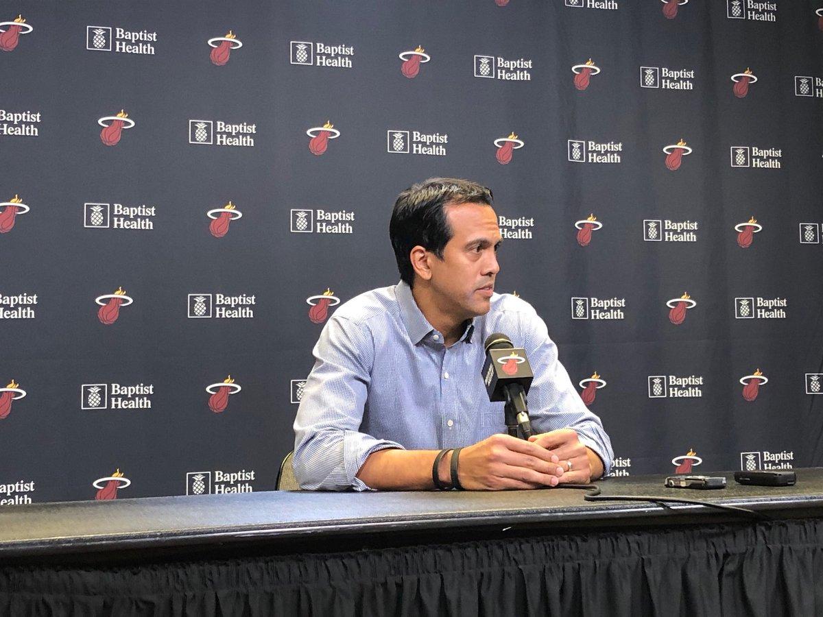 斯波:我们没能打进季后赛,这让球队每个人都失望 NBA新闻