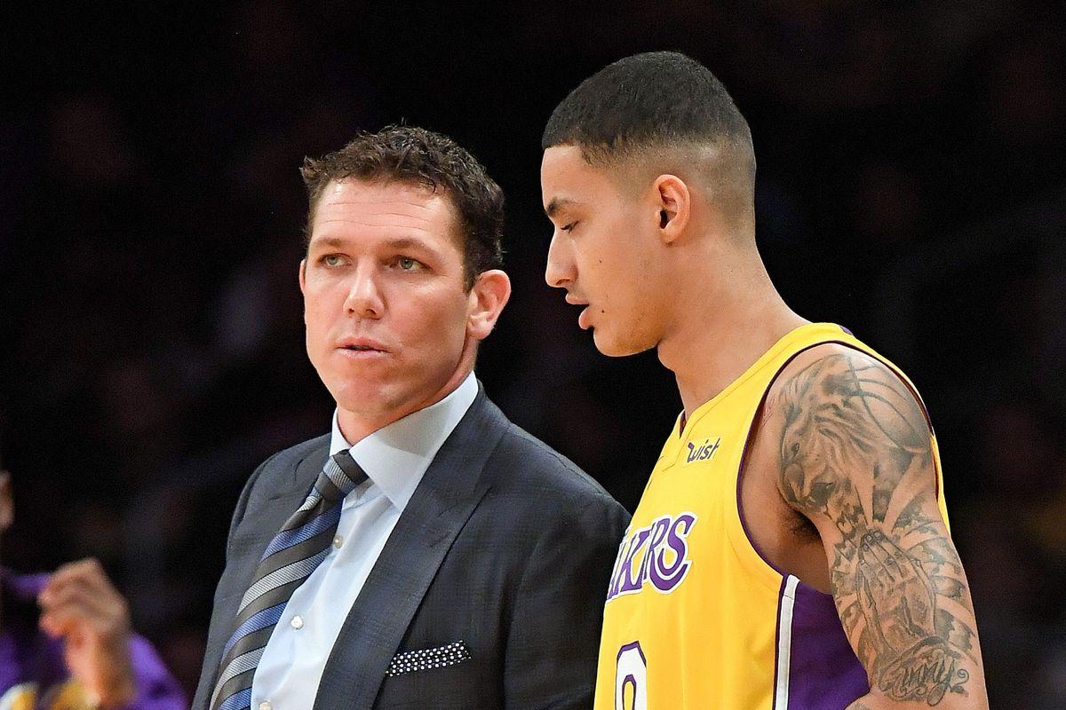 库兹马致谢沃顿以及教练组:感谢你们从一开始就给我机会 NBA新闻